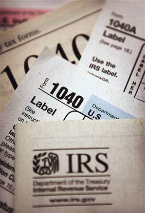 back taxes forms